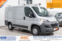 2015 CITROEN RELAY 2.2 30 L1H1 ENTERPRISE HDI 109 BHP *FINISHED IN SILVER* £8500.00