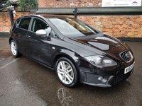 2012 SEAT LEON 1.4 TSI FR 5d 123 BHP £7490.00