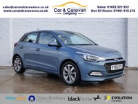 USED 2015 65 HYUNDAI I20 1.4 CRDI SE 5d 89 BHP One Owner Full Hyundai History Buy Now, Pay Later!