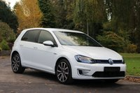 2016 VOLKSWAGEN GOLF 1.4 GTE 5d AUTO 201 BHP £18850.00