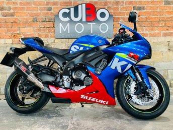 2016 SUZUKI GSXR600 L6 Moto GP Edition £7490.00