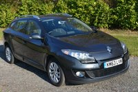USED 2013 63 RENAULT MEGANE 1.5 DYNAMIQUE TOMTOM DCI EDC 5d AUTO 110 BHP 1 OWNER FRSH SAT NAV BLUETOOTH CRUISE ALLOYS TAX £30