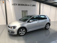 USED 2015 15 VOLKSWAGEN GOLF 2.0 MATCH TDI BLUEMOTION TECHNOLOGY DSG 5d AUTO 148 BHP