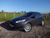 USED 2014 14 FORD FIESTA 1.6 TITANIUM X TDCI 5d 94 BHP EXCELLENT SPECIFICATION SMALL CAR WITH SUPERB MPG