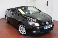 2011 VOLKSWAGEN GOLF 1.6 S TDI BLUEMOTION TECHNOLOGY 2d 104 BHP £6995.00