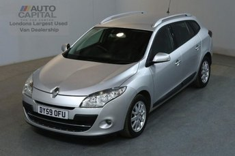 2009 RENAULT MEGANE 2.0 PRIVILEGE 140 BHP AIR CON PETROL AUTOMATIC CAR £3990.00