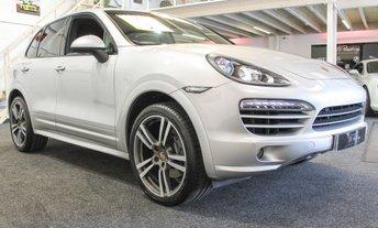 2013 PORSCHE CAYENNE 3.0 D V6 TIPTRONIC 5d AUTO 245 BHP £25955.00