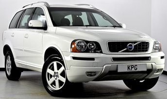 2012 VOLVO XC90 2.4 D5 ES Geartronic AWD 5dr £13495.00