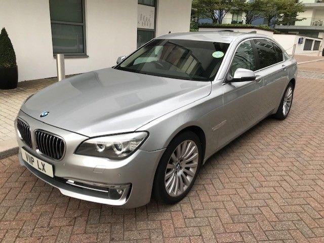 2013 V BMW 7 SERIES 3.0 730LD SE 4d AUTO 255 BHP