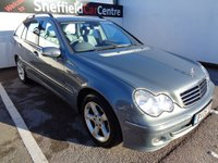 USED 2006 06 MERCEDES-BENZ C CLASS 2.1 C220 CDI AVANTGARDE SE 5d AUTO 148 BHP FULL SERVICE HISTORY 8 STAMPS MOT 12/07/2019 VERY CLEAN EXAMPLE OF THIS POPULAR AUTOMATIC ESTATE