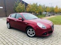 USED 2012 62 ALFA ROMEO GIULIETTA 1.6 JTDM-2 LUSSO 5d 105 BHP