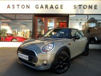 2016 MINI COOPER 1.5 COOPER 3DR PEPPER PACK **PANORAMIC ROOF * LEATHER** £11890.00