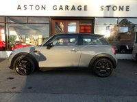 USED 2016 65 MINI COOPER 1.5 COOPER 3DR PEPPER PACK **PANORAMIC ROOF * LEATHER** ** PAN ROOF * LEATHER * DAB **