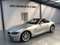 2003 BMW Z4 2.5 Z4 ROADSTER 2d 190 BHP £5995.00