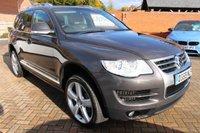 2010 VOLKSWAGEN TOUAREG 3.0 TDi Quattro Altitude Auto £10995.00