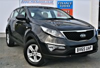 USED 2015 65 KIA SPORTAGE 1.6GDI 1 Petrol 5dr Family SUV Kia 7 Year Warranty until 2022 ONE REGISTERED KEEPER