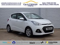 USED 2015 15 HYUNDAI I10  i10 1.0 SE 5dr Full Service History Air Con Buy Now, Pay Later Finance!