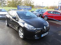 2015 RENAULT CLIO 0.9 DYNAMIQUE MEDIANAV ENERGY TCE £7995.00
