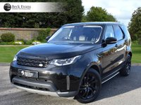 USED 2017 67 LAND ROVER DISCOVERY 5 3.0 SI6 HSE LUXURY 5d AUTO 336 BHP VAT QUALIFYING VAT QUALIFYING  BLACK PACK