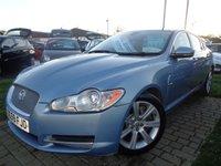 USED 2010 59 JAGUAR XF 3.0 V6 LUXURY 4d AUTO 240 BHP **Great Spec Full Jaguar Service History 8 Stamps 12 Months Mot**