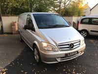 2013 MERCEDES-BENZ VITO 2.1 113 CDI BLUEEFFICIENCY LWB