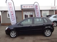 2008 VOLKSWAGEN POLO 1.4 MATCH 5DR AUTOMATIC 80 BHP £4640.00