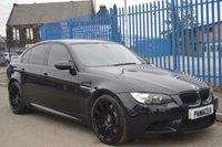 2009 BMW M3 4.0 M3 4d 415 BHP £15495.00