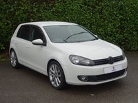 "USED 2011 61 VOLKSWAGEN GOLF 1.4 GT TSI 5d 160 BHP 18"" Alloy Wheels, Tinted + Privacy Glass, Cruise Control, Air Conditioning, Front + Rear Fog Lights, AUX, Ready To Drive Away In Under 1 Hour"