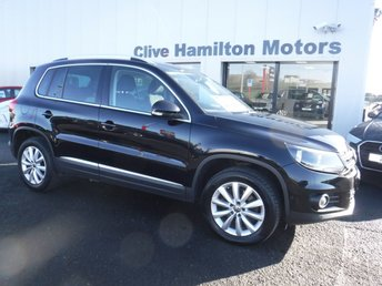 2013 VOLKSWAGEN TIGUAN 2.0 MATCH TDI BLUEMOTION TECH 4MOTION DSG 5d 139 BHP TOWBAR £SOLD