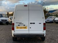 USED 2005 55 FORD TRANSIT CONNECT 1.8 T230 LWB  LWB, NO VAT, LONG MOT, PLY LINED, ROOF RACK