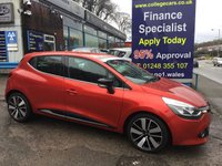 USED 2016 16 RENAULT CLIO 1.5 DYNAMIQUE S NAV DCI 5d 89 BHP, only 27800 miles, 1 Owner ***APPROVED DEALER FOR CAR FINANCE247 AND ZUTO  ***