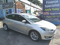 USED 2015 65 FORD FOCUS 1.5 ZETEC TDCI 5d 118 BHP, only 8400 miles, One Owner *** ONE OWNER FROM NEW ***