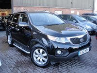 USED 2012 12 KIA SORENTO 2.2 CRDI KX-2 5d 195 BHP ANY PART EXCHANGE WELCOME, COUNTRY WIDE DELIVERY ARRANGED, HUGE SPEC