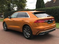 USED 2018 68 AUDI Q8 3.0 TDI 50 S line SUV quattro Tiptronic (s/s) 5dr DELIVERY MILES £15K OF EXTARS