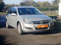 2007 VAUXHALL ASTRA 1.8 DESIGN 5d AUTO 140 BHP £3450.00