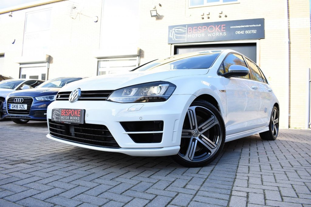 USED 2014 14 VOLKSWAGEN GOLF R 2.0 DSG