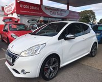 2014 PEUGEOT 208 1.6 THP GTI 3d 200 BHP *ONLY 47,000 MILES* £8995.00
