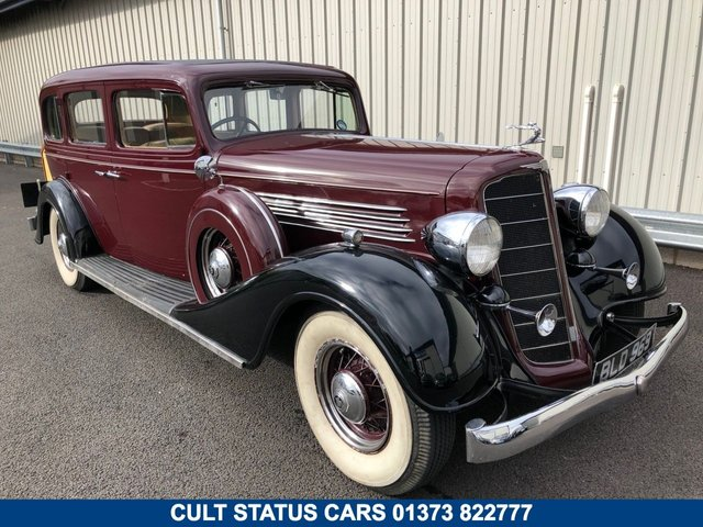 1934 BUICK ALL MODELS McLAUGHLIN 90L ULTRA RARE CANADIAN CLASSIC!