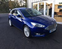 USED 2015 65 FORD FOCUS 1.0 TITANIUM X ECOBOOST 100 BHP THIS VEHICLE IS AT SITE 1 - TO VIEW CALL US ON 01903 892224