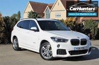 USED 2016 16 BMW X1 2.0 XDRIVE20D M SPORT 5d AUTO 188 BHP
