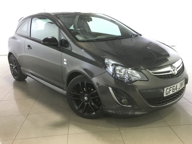 View our 2014 64 VAUXHALL CORSA 1.3 LIMITED EDITION CDTI ECOFLEX 3d 73 BHP