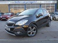 2014 VAUXHALL MOKKA 1.4 SE 5d AUTO 138 BHP £SOLD