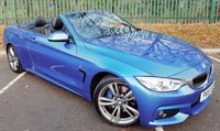 2015 BMW 4 SERIES 2.0 420D M SPORT 2d 181 BHP £17000.00