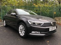 2018 VOLKSWAGEN PASSAT 2.0 SE BUSINESS TDI BLUEMOTION TECH 4d 148 BHP £17795.00