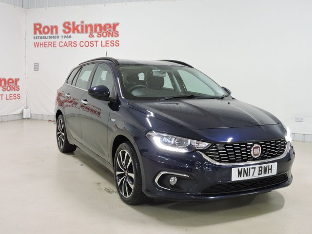 View our 2017 17 FIAT TIPO 1.6 MULTIJET LOUNGE 5d 118 BHP