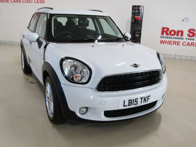 View our 2015 15 MINI COUNTRYMAN 1.6 COOPER D 5d 112 BHP