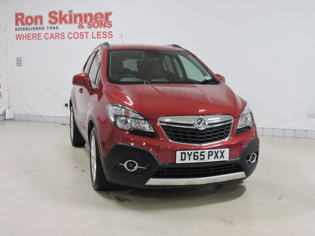 View our 2015 65 VAUXHALL MOKKA 1.4 SE S/S 5d 138 BHP
