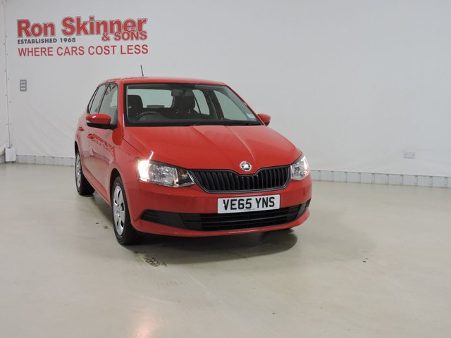 View our 2016 65 SKODA FABIA 1.0 S MPI 5d 59 BHP