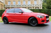 USED 2014 14 BMW 1 SERIES 2.0 118D SE 5d AUTO 141 BHP