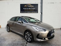USED 2012 62 CITROEN DS5 2.0 HDI DSTYLE 5d 161 BHP